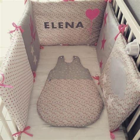 tour de lit bebe fait maison ensemble tour de lit gigoteuse liberty eloise achat vente tour de lit b 233 b 233 2009929560617