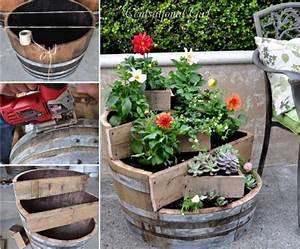 Balkon Wand Verschönern : 11 g nstige und einfache selbstmach pflanzkasten die ihren garten oder balkon versch nern ~ Indierocktalk.com Haus und Dekorationen
