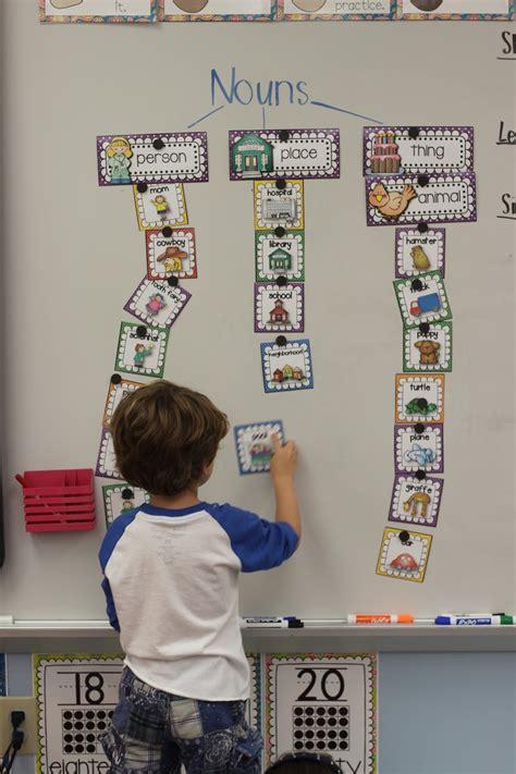 in kindergarten kindergarten smiles teaching nouns in kindergarten