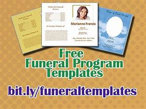 45 best funeral template images on pinterest memorial With free downloadable funeral program templates