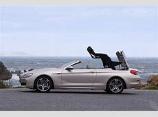 2011 BMW 6 Series Convertible Australian pricing photos