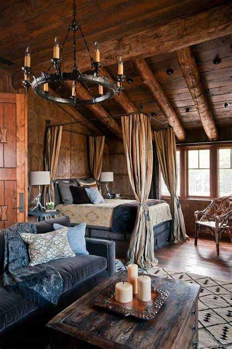 modern rustic bedroom decorating ideas   home