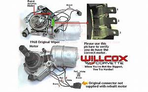 Location Of Windshield Wiper Motor