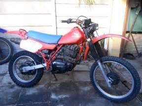 honda xr 500 r brick7 motorcycle