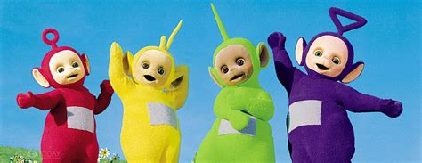Tinky Winky Dipsy Laa Laa And Po Return With More