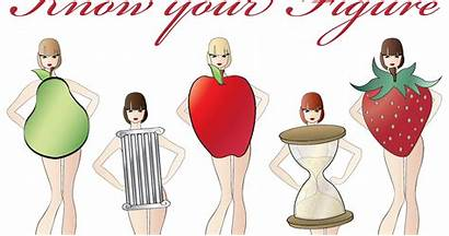 Shapes Different Female Figure Lifestyle