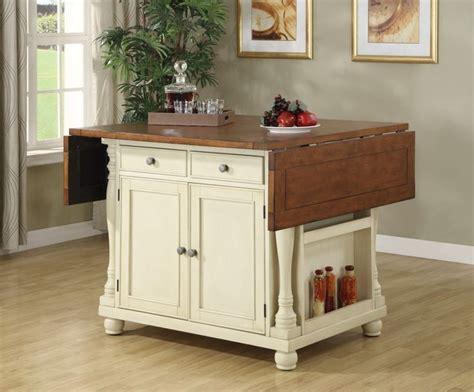 furniture elegant kitchen island  trash bin