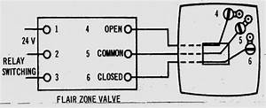 Honeywell Zone Valve Wiring Diagram