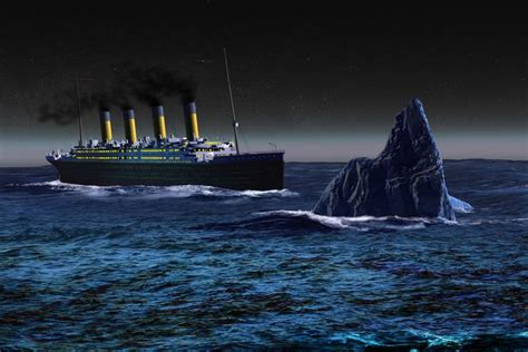 Titanic The Boat Sinking by How Did The Unsinkable Titanic Sink Wonderopolis