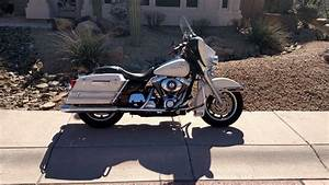 Harley Electra Glide Standard Police Flhtpi Motorcycles
