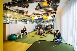 Google Campus Dublin by Camenzind Evolution + Henry J