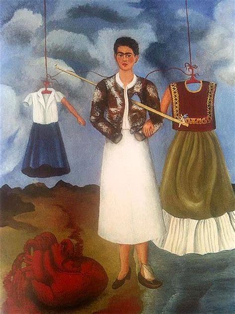 entre les rideaux frida kahlo 28 images quot autoportrait 224 la fronti 232 re entre le