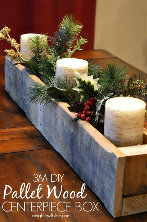 farmhouse christmas diy pallet projects page