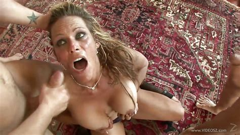 Slutty Debi Diamond Gets A Face Full Of Hot Cock Juice 4tube