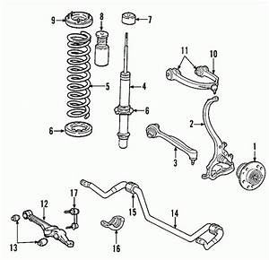 2005 Chrysler 300 Parts Diagram