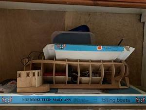 Part Made Model Boat