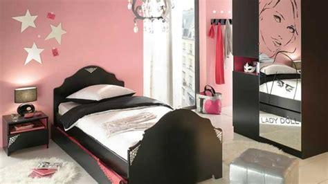 chambre ado fille et noir inspirez vous 10 chambres pour adolescentes
