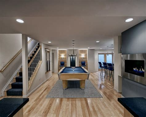 Inspiring Your Basement Remodel   Dig This Design
