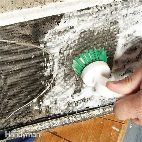 clean  room air conditioner  family handyman