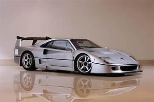 Lm Auto : quick snapshot silver ferrari f40 lm startinggrid ~ Gottalentnigeria.com Avis de Voitures