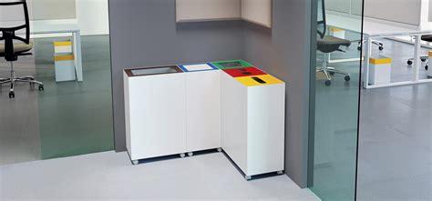 poubelle bureau design mobilier de bureaux dalla santa à bordeaux les