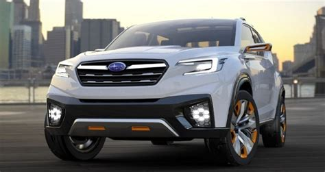 2019 Subaru Forester Xt Redesign  2018  2019 Future Cars
