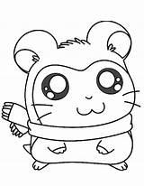 Pig Coloring Guinea Drawing Cartoon Llama Hamtaro Printable Ginnie Sheets Animal Getdrawings Kawaii Ginny Hamsters Anime Adults Dog Mouse Coloringhome sketch template