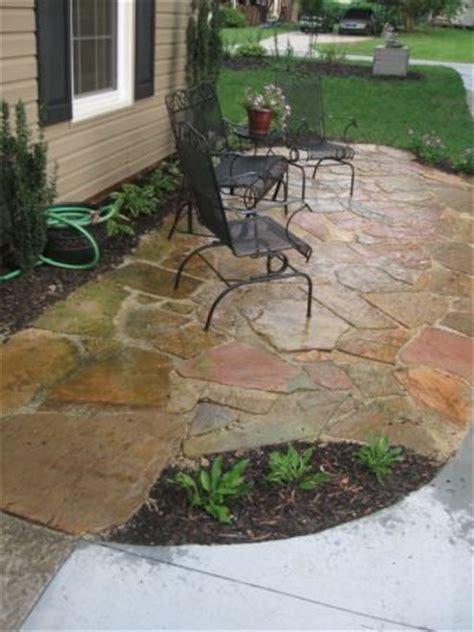 build flagstone patio decoration 17 best images about patio ideas on