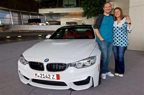 bmw european delivery    experience