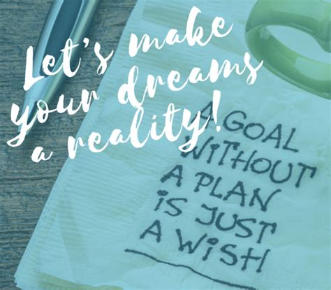 let s make your dreams a reality a goal setting workshop watch now iambackatwork