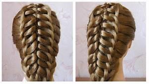 Coiffure Tresse Facile Cheveux Mi Long : tuto coiffure simple cheveux long mi long facile faire ~ Melissatoandfro.com Idées de Décoration