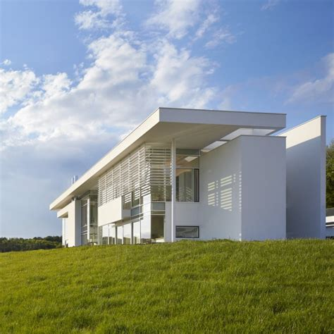 Oxfordshire Residence – Richard Meier & Partners Architects