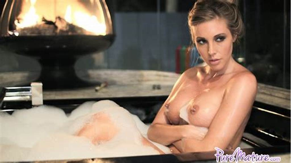 #Pure #Mature #Presents #Samantha #Saint #In #A #Scene #Called