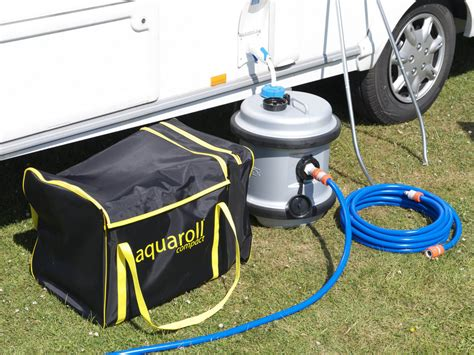 aquaroll compact special edition review caravan