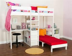 Design Hochbett Fr Das Moderne Kinderzimmer