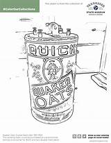 Oats Coloring Template Pages sketch template