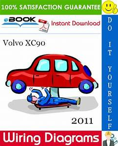 2011 Volvo Xc90 Wiring Diagram In 2020