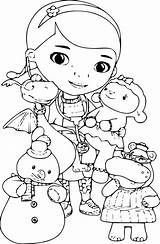 Peluche Coloriage Docteur Imprimer Dessin Positif Doc Coloring Circolocolony Zafia sketch template