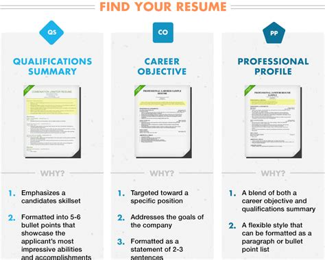 using government resume format best resume format