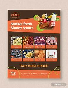 Flyer Templates For Mac 22 Grocery Flyer Templates Printable Psd Ai Vector