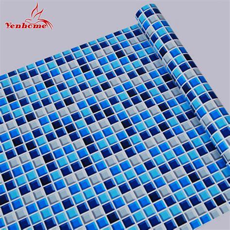 10m kitchen bathroom pvc tiles mosaic self adhesive