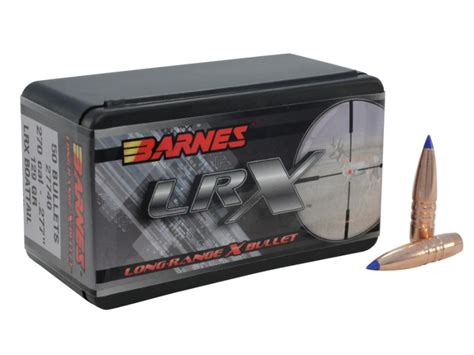 Barnes Kula .338 Lapua 265gr Lrx Bt