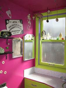 23, Charming, And, Colorful, Bathroom, Designs