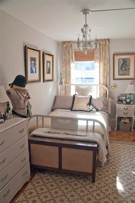 Aménager Une Petite Chambre D'amis à La Maison