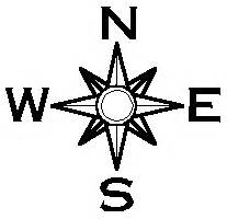 Cardinal Directions Compass Rose Image Gallery HCPR