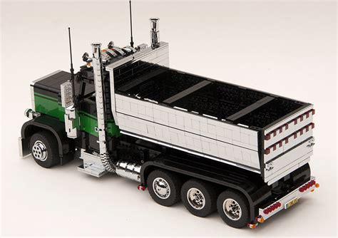 lego truck bricks on wheels 10 4 magazine