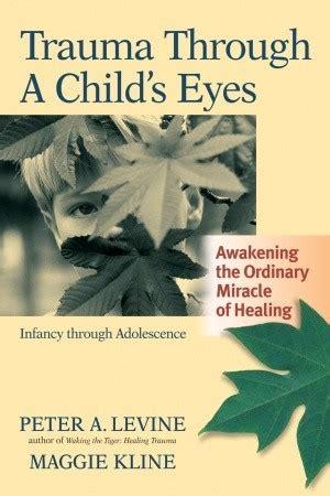 trauma   childs eyes awakening  ordinary