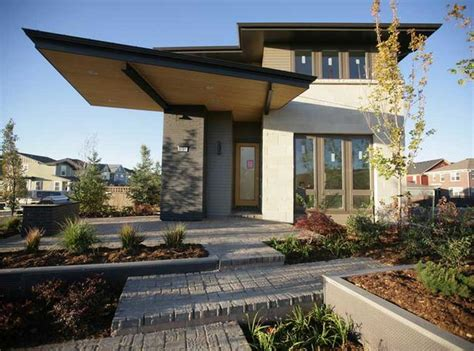 prairie style house awesome modern prairie style house with wall paint