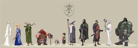 the lord of the rings by omarito on deviantart