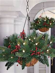 Christmas Baskets on Pinterest
